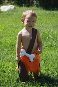 Bam Bam Costume Toddler