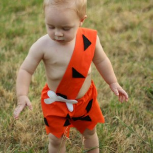 Bam Bam Infant Costume