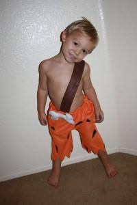 Bam Bam Toddler Costume