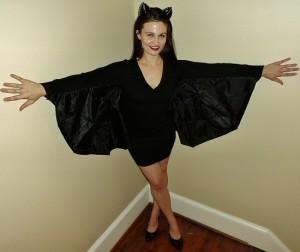 Bat Costume Women