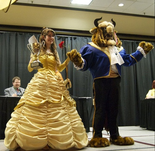 Beauty and The Beast Adult Costume & Beauty and The Beast Costumes | Parties Costume