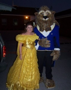 Beauty and The Beast Adult Costumes