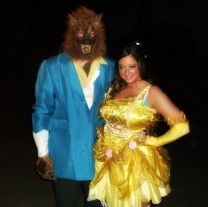 Beauty and The Beast Costume Ideas