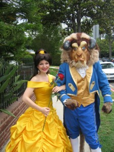 Beauty and The Beast Costumes for Babies