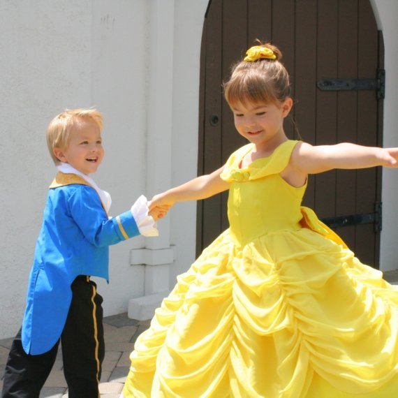 beauty and the beast costumes parties costume
