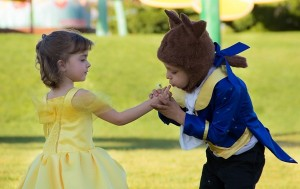 Beauty and The Beast Costumes for Toddlers