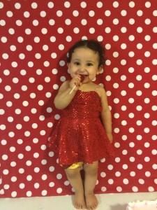 Betty Boop Baby Costume