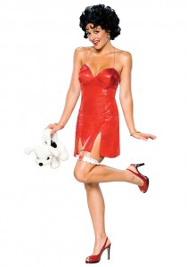 Betty Boop Costume Ideas