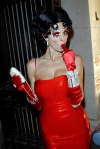 Betty Boop Halloween Costumes