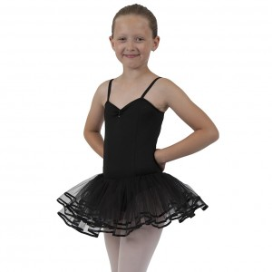 Black Ballet Costume