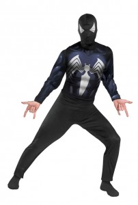 Black Costume Spiderman