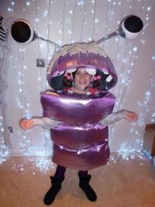 Boo Costume Ideas
