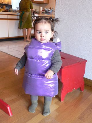 boo costume toddler - Monster Inc Halloween Costumes Boo