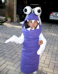 Boo Halloween Costume