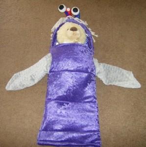 Boo Monster Costume