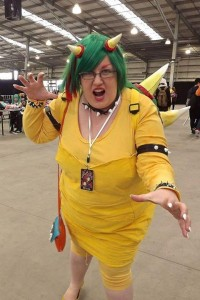 Bowser Costume Adults