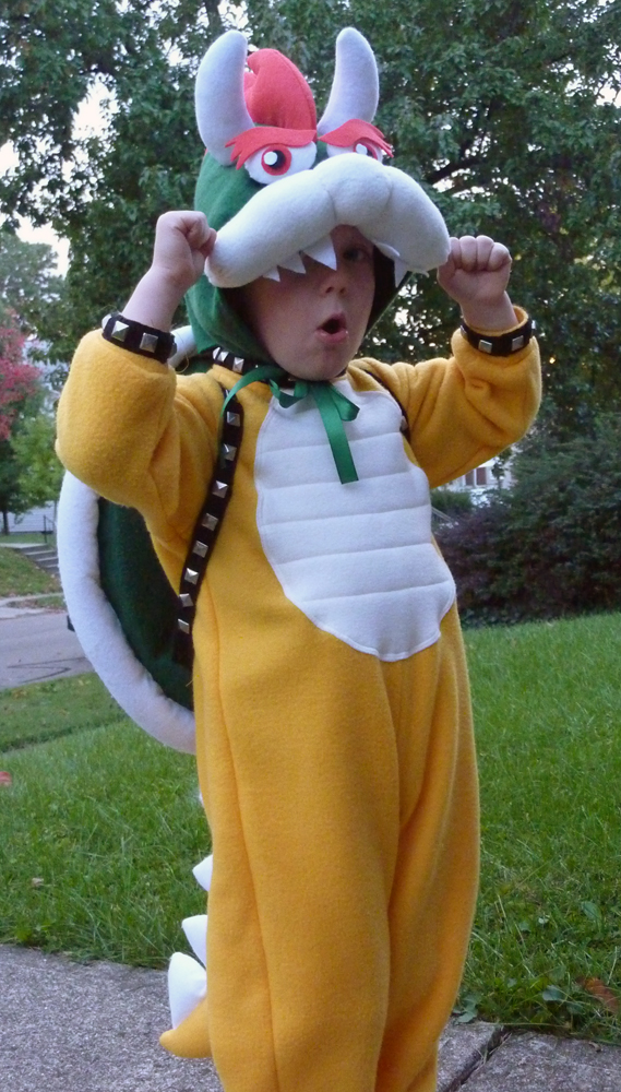 Bowser Costume Toddler & Bowser Costumes (for Men Women Kids) | Parties Costume