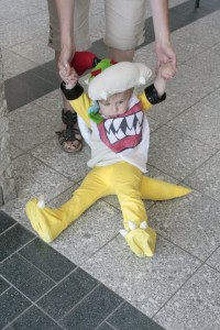 Bowser Jr Costume