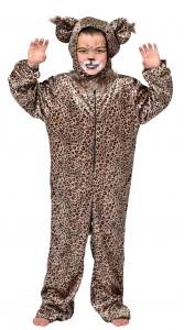 Boys Cheetah Costume