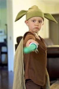 Boys Yoda Costume