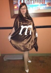 Brown M&M Costumes