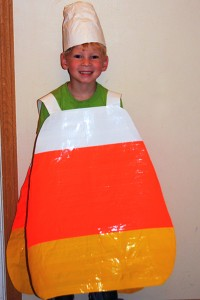 Candy Corn Costume Ideas