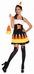 Candy Corn Costume Teen