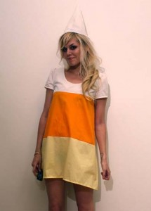 Candy Corn Costume for Adults