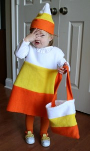 Candy Corn Halloween Costumes