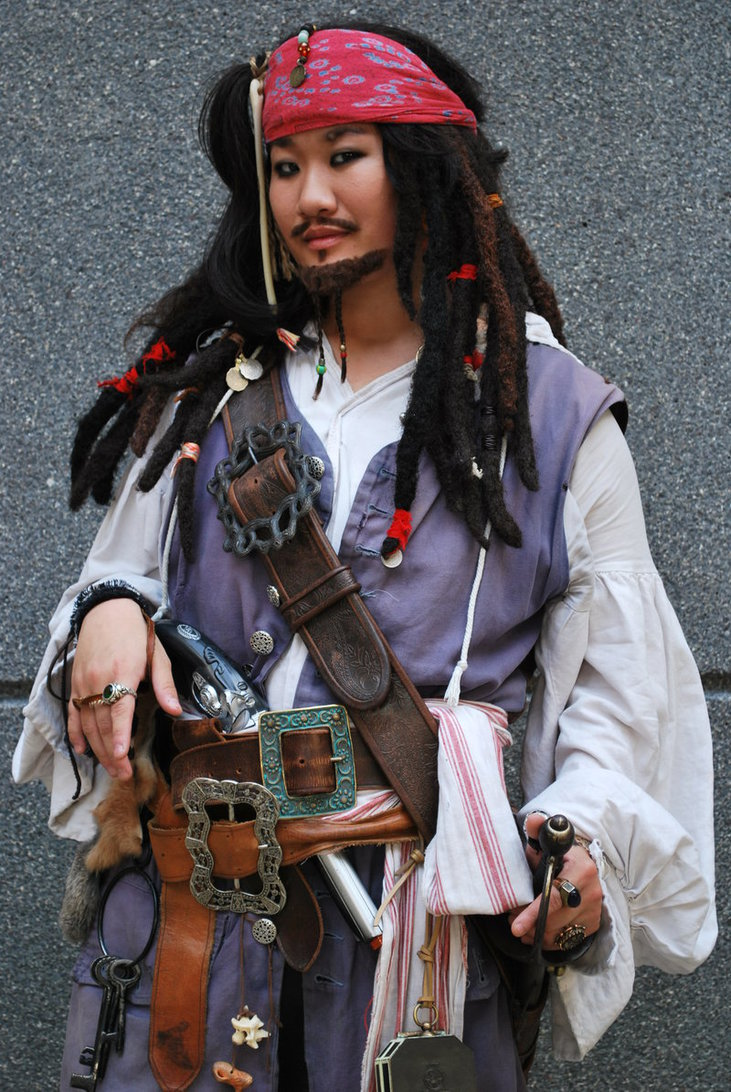 captain jack sparrow essay Free essay: pirates of the caribbean: dead man's chest was directed by gore  best part is played by johnny depp as the anti-hero captain jack sparrow.