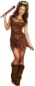 Cavewoman Costume Images