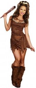 Cavewoman Costume Images