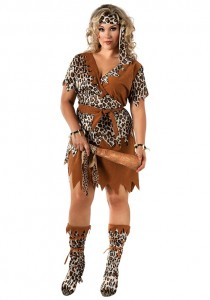 Cavewoman Costume Pictures