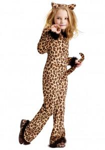 Cheetah Costume Child