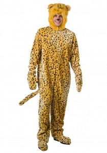 Cheetah Costume for Adults