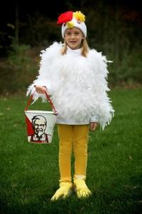 Chicken Costume Kids