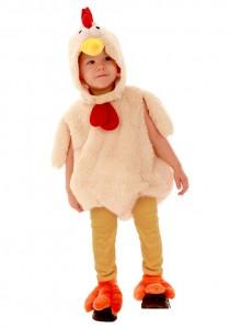Chicken Costume Toddler