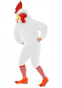 Chicken Costume for Adults