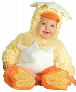 Chicken Costume for Baby