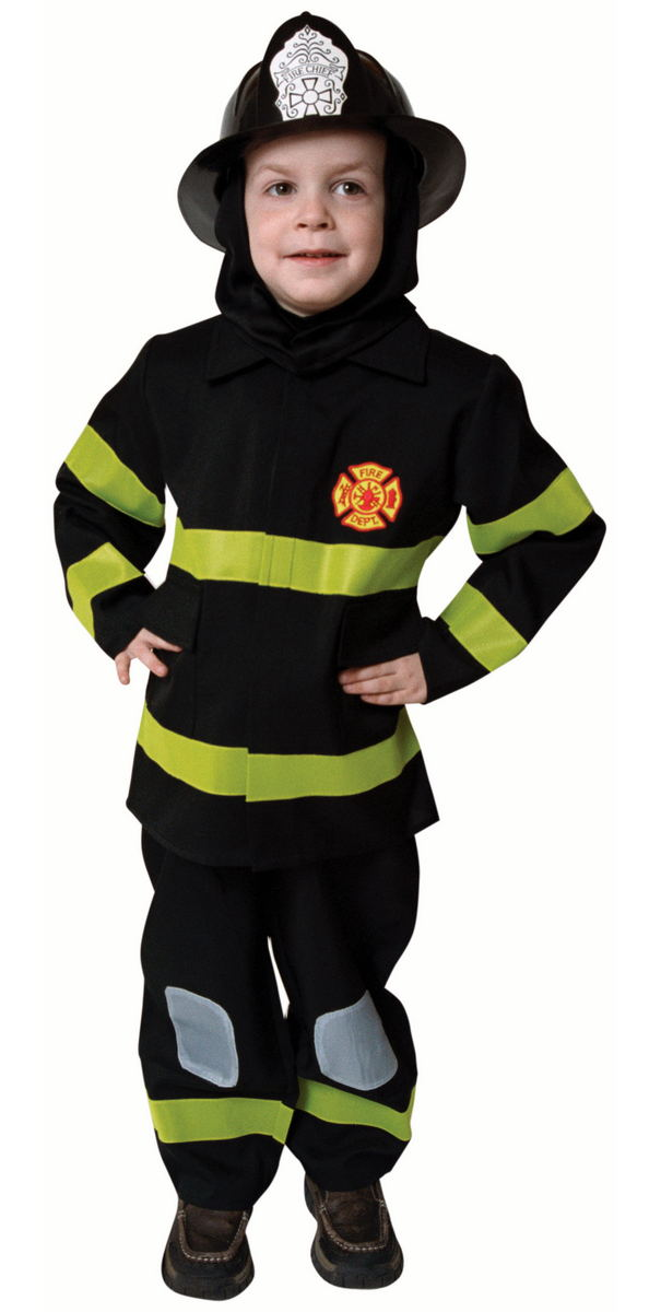 Kids Firefighter Costume's with REAL life-like fabric! There are plenty of firefighter Halloween costumes out there. Many are made of a cheap plastic or simply a 5/5(1).