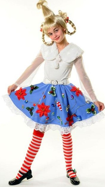 Cindy Lou Who Costumes | Parties Costume