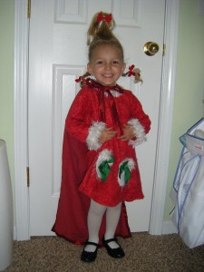 Cindy Lou Who Costume Ideas