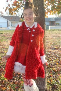 Cindy Lou Who Costume Toddler