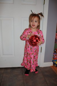 Cindy Lou Who Costume for Baby