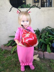 Cindy Lou Who Costume for Kids