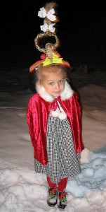 Cindy Lou Who Costume for Toddler