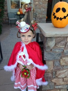 Cindy Lou Who Halloween Costume