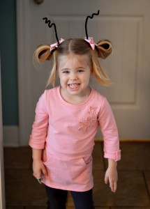 Cindy Lou Who Toddler Costume