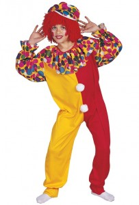 Circus Clown Costumes