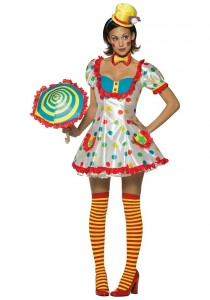 Circus Costume Ideas